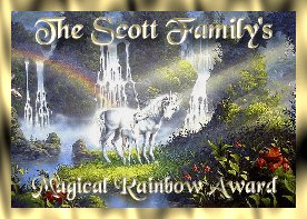 Magical Rainbow Award