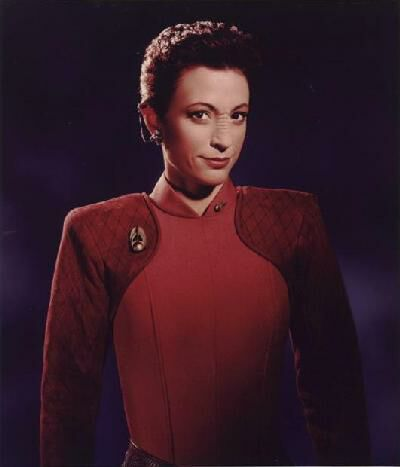 First Officer Kira Nerys