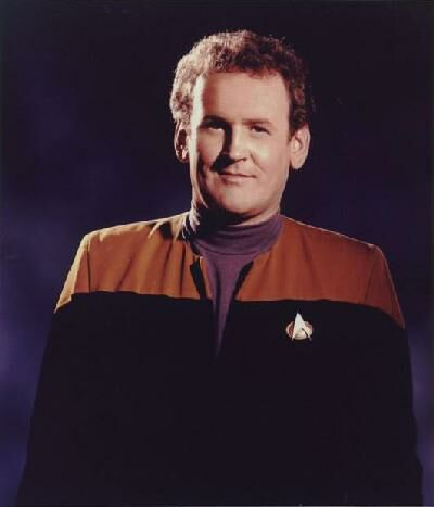 Miles O'Brien, Chief of Operations